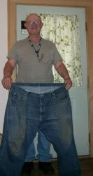 Ron after losing 30 lbs.