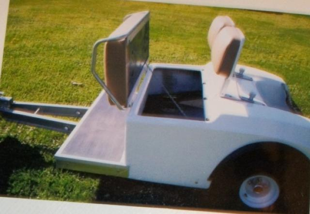 Limo Cart trailer proto