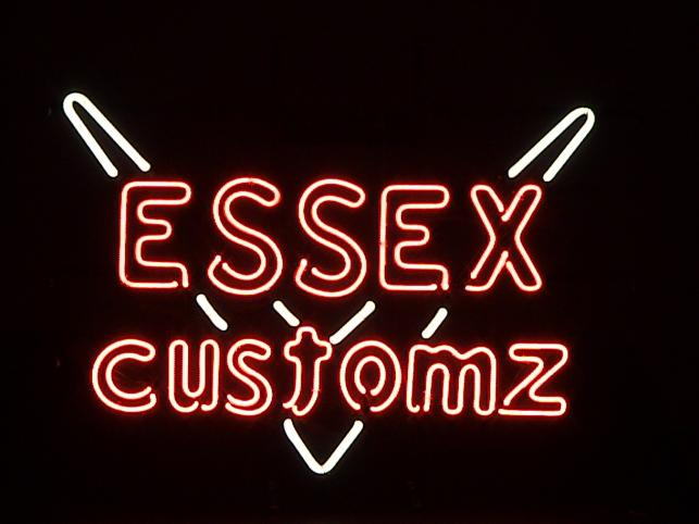 Essex_Customz Neon Sign