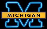 MICHIGAN Neon Sign