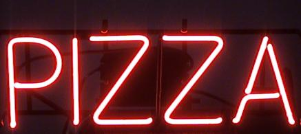 Pizza Large Neon Sign