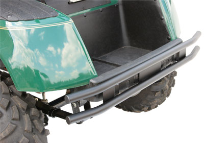 Rear Bumper Black