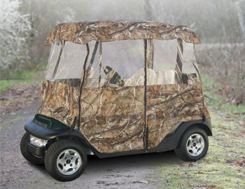 Camo Cart enclosure