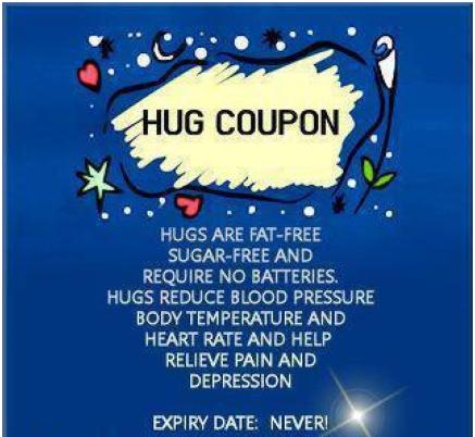 HUGS = The Perfect Snack Food for Weight Loss!
