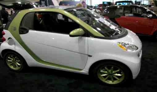 Smart 4-2 Electric